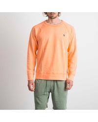 Ralph Lauren Lightweight Sweatshirt - Pink