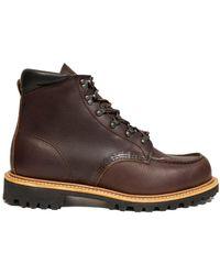 Red Wing - Sawmill Boot Briar Oil Slick - Lyst
