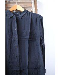 Denham - Adventure Black Lightweight Shirt - Lyst