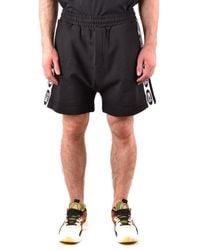 McQ Shorts In Black