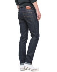 Lee Jeans Jeans - Rider - Rinse - Blue