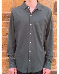 Hartford Pique Shirt - Green