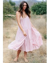9seed Condessa Dress Dusty Rose - Pink