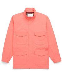 Herschel Supply Co. Field Jacket - Georgia - Pink