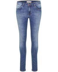 Part Two Alice Medium Jeans - Blue