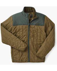 Filson Ultralight Jacket - Dark Olive/dark Spruce - Green