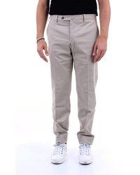 PT Torino - Trousers Regular Men Beige - Lyst