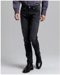 GANT Slim Active-recover Jeans 1000179 - Black