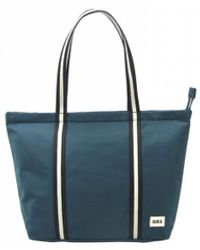 Roka Piccadilly Small Tote - Teal - Blue