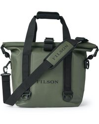 Filson Dry Roll-top Tote Bag - Green