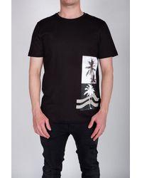 Antony Morato Tropical Design Print T-shirt Colour: , - Black