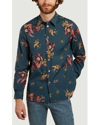 PS by Paul Smith - Organic Cotton Shirt Multicolor - Lyst