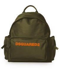 DSquared² Backpacks Backpacks Men Green