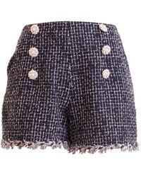 Edward Achour Paris Shorts - Blue