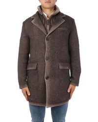 Gimo's Gimo`s Jackets & Coats L.310.tms.dsm 039 - Brown