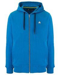 Moose Knuckles Men's M11ms604186 Blue Other Materials Sweatshirt