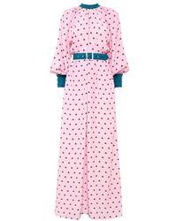 Paolita Thetis Stevie Dress - Pink