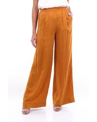 Forte Forte Trousers Regular Women Cinnamon - Orange