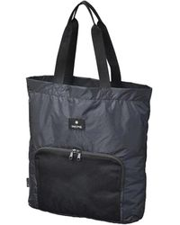 Snow Peak Packable Tote Bag Type 01 Black