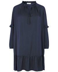 Rosemunde Dress 6908 In Dark - Blue