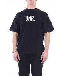Unravel Project Ben Taverniti Unraver Project Black T-shirt