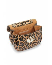 Hill & Friends Happy Tweency Leopard Print - Brown