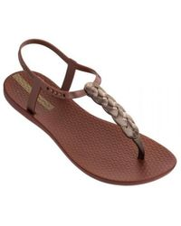 Ipanema Charm Vi Sandal Sandals - Brown