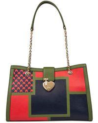 Roberta Di Camerino Shoulder Bag - Red