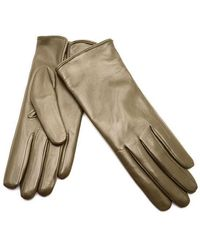 Gala Ladies Leather Gloves - Natural
