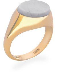 Niomo Lana Ring - Metallic