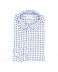 Giampaolo Viozzi Giampaolo Shirts General Fancy - White