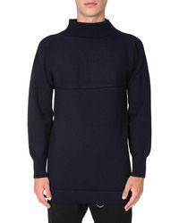 Maison Margiela Turtleneck Sweater - Black