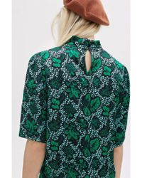 Rodebjer - Marble Plant Blouse - Lyst