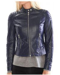 Belstaff - Ladies Mollison Leather Jacket - Lyst