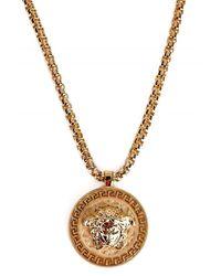 Versace Medusa Medalion - Metallic