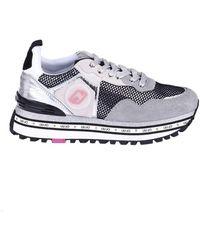 Liu Jo Flat Shoes - Grey