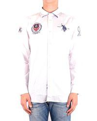 U.S. POLO ASSN. U.s. Polo Assn Shirt In White