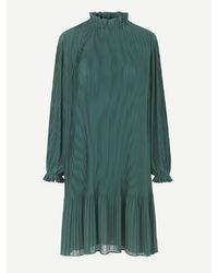 Samsøe & Samsøe Mindy Ls Dress In Sea Moss - Green