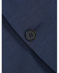 Canali Suit (french Navy) - Blue