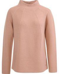 Monari D-pullover | Peach - Pink