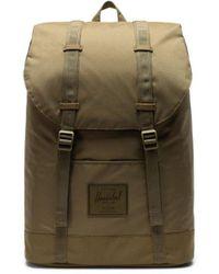 Herschel Supply Co. Light Retreat Backpack - Khaki Green