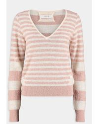 Humanoid Foster Oatmeal Stripe - Natural