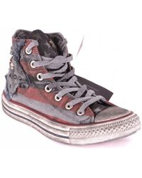 ff609b91673 Lyst - Converse Chuck Taylor All Star  Sequin Flag  Low Top Sneaker ...