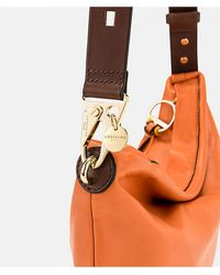 Liebeskind Berlin Dive Cross Body Bag - Orange