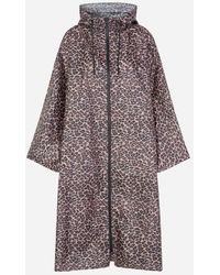 Munthe Scarlett Outerwear | Camel - Multicolour