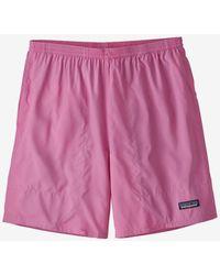 Patagonia Baggies Shorts Lights - Marble Pink