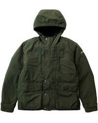 Gramicci Shell Mountain Parka Jacket Deep Olive - Green