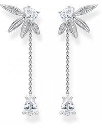 Thomas Sabo Magic Garden Drop Earrings - Metallic