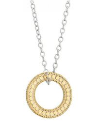Anna Beck - Circle Of Life Charity Necklace - Lyst