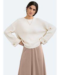 Riani Off White Pullover